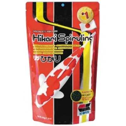 Hikari Spirulina Mini Pellets 17.6 oz (MPN 07242)