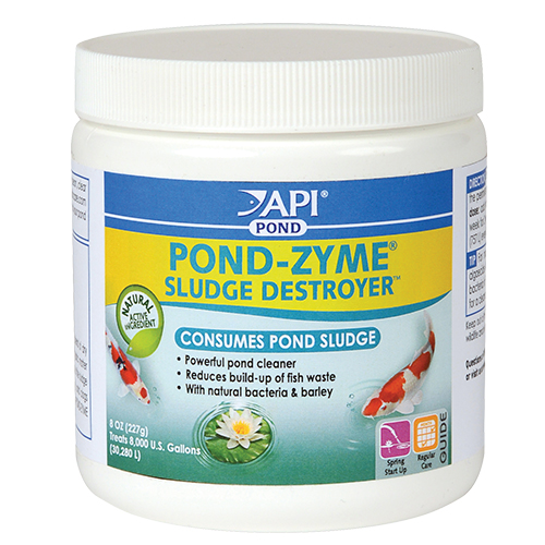 API Pond Pond-Zyme Plus 8 oz. (MPN 146)