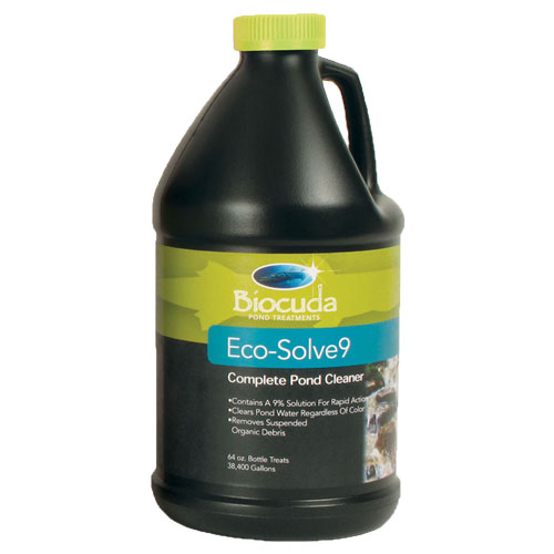 Atlantic Biocuda Eco Solve9 64 oz (MPN 5ES64)