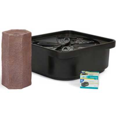 Atlantic Basalt Column Fountain Kit (MPN FKBC16)