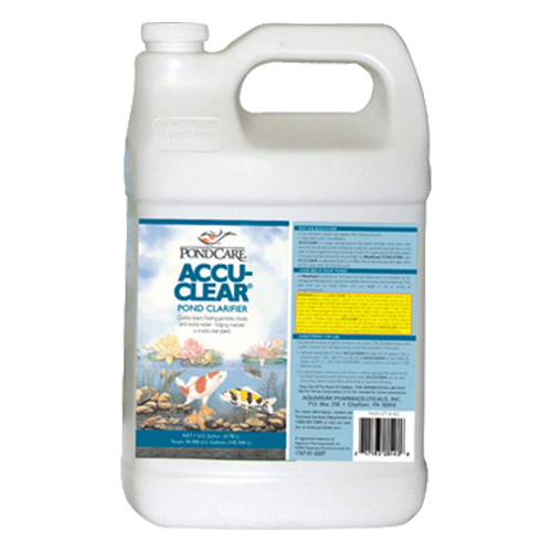 API Pond AccuClear 1 gallon (MPN 142 C)