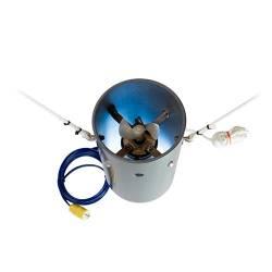 Scott Aerator De-Icer, Slinger, 1/2 HP 115 V (MPN 11000)