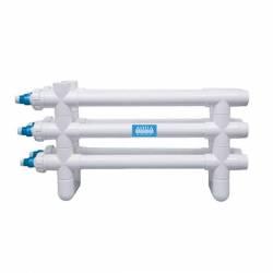 """Aqua Ultraviolet 240 watt UV, 2"""" w/unions, w/o wiper (MPN A00240)"""