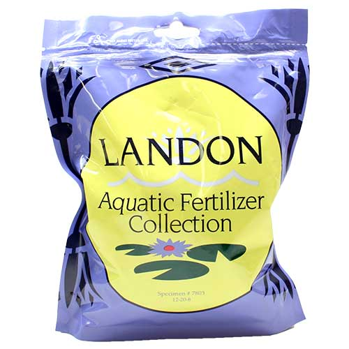 Plantabbs Landon Aquatic Fertilizer Collection Formula 7803 1 lb. Pouch 12-20-8 (MPN 1183)