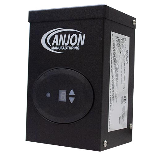 Anjon Manufacturing 120-Watt Digital Transformer (MPN 120WDGTR)