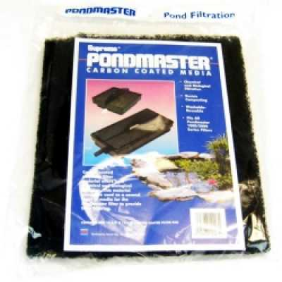 PondMaster Carbon Coated Replacement Pad (MPN 12203)