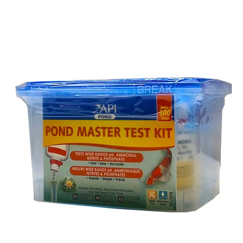 13164 - API Pond Master Liquid Test Kit (MPN 164M)