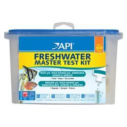 API Pond Master Liquid Test Kit (MPN 164M)
