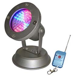 60 Luminosity LED Super Bright w/Remote (MPN LED460TSL)