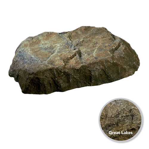 "Atlantic Rock Lid - Great Lakes 34""L x 24""W x 5""H (MPN RL40G)"