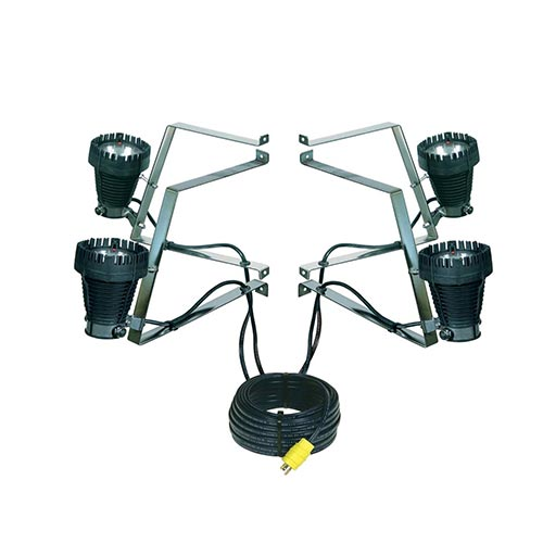 Scott Aerator Four-Light Set Halogen (MPN 13509)
