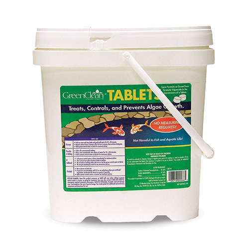 16019 - GreenClean Tablets 8 lb Container (MPN 3007-8)