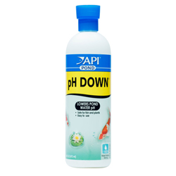 API Pond pH Down 16 oz. (MPN 170B)