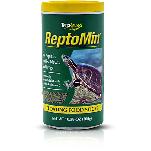 Reptomin Turtle Food Review