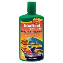 Tetra Pond Fish Treatment 16.9 oz. (MPN 16382)