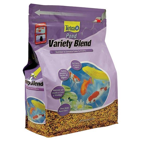 Tetra Pond Fish Food Variety Sticks 2.25 lbs (MPN 16454)