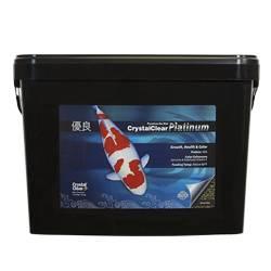 CrystalClear Platinum Standard Pellet 17.6 lb Bucket (MPN CC038-17S)