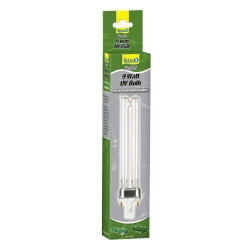 UV Bulb 9w for Cyprio, Tetra, Lifegard, Calpump, Oase (MPN 19527)