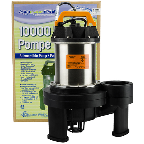 AquascapePRO 10000 Pump (MPN 20006)