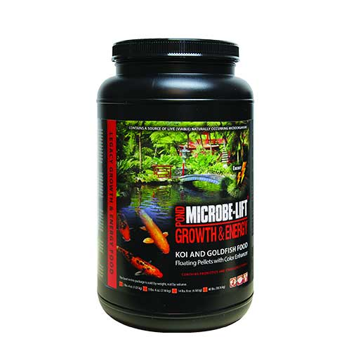 Microbe-Lift High Growth & Energy 2 lbs 4 oz (MPN MLLHGEMD)