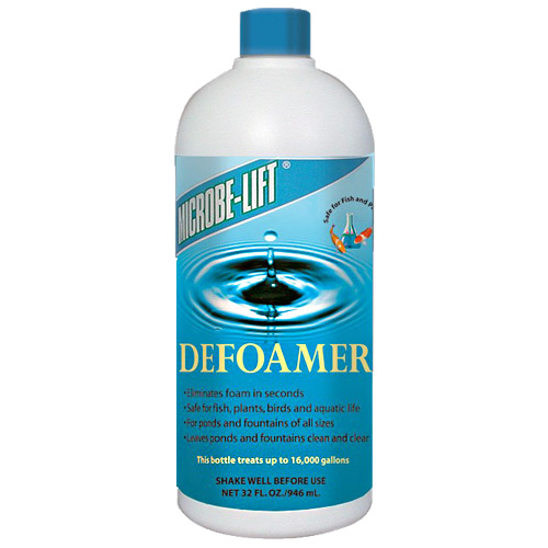 Microbe-Lift Defoamer 32 oz. (MPN DFOAM32)