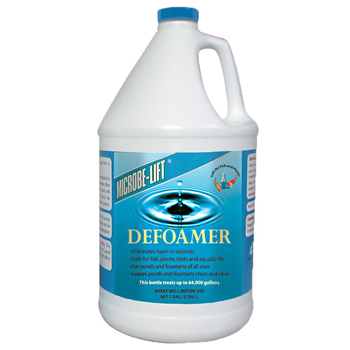 Microbe-Lift Defoamer 1 gallon (MPN DFOAMGAL)