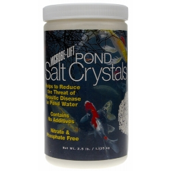 20356 - Microbe-Lift Pond Salt Crystals 2.5 lbs (MPN PSALTSM)