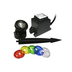 Alpine Power Beam 10 watt halogen light w/trans. (MPN PLM1101T)