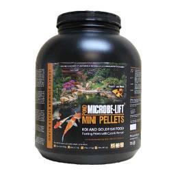 Microbe-Lift Mini Pellets 6 lbs (MPN MLLMPLG)