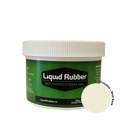 Liquid Rubber Waterproof Sealant Tint Base 8 oz.