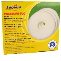 Laguna Pressure-Flo 700 Replacement Foam 3 pk (MPN PT1501)