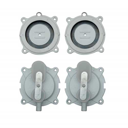 Laguna Replacement Casing Blocks and Mounting Diaphragms For Air Pump Kits 45 (PT1620) & 75 (PT1624) (MPN PT1614)