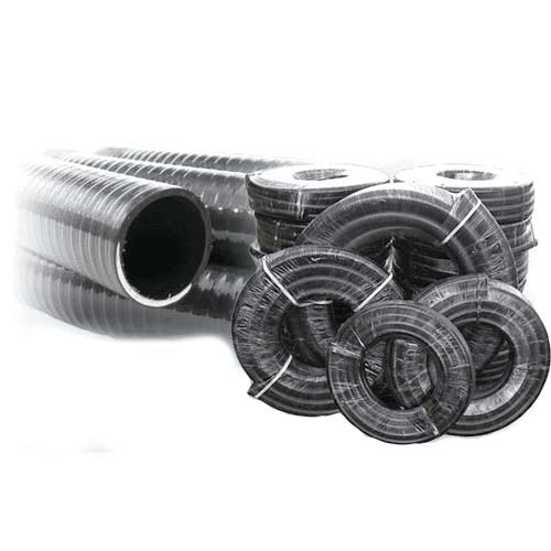 "2287 - Flexible PVC Pipe 3"" x 50 ft. (MPN S-300BK-50)"