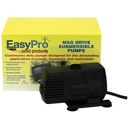 EasyPro Submersible Magnetic Drive Pump 200 GPH (MPN EP200)