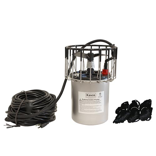 Kasco 2400A 1/2 HP Surface Aerator 100ft Cord (MPN 2400A100)