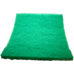 "Dott Filter Media 24"" x 24"" x 2"" Green Mat (MPN MAT2424)"