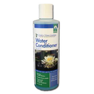 Webb's Water Gardens Water Conditioner for Ponds 8 oz
