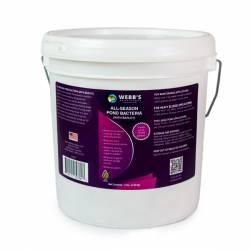 Webb's Water Gardens Sludge Remover Dry Bacteria 5 lbs (MPN 27607)