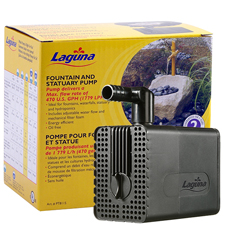 Laguna Fountain and Statuary Pump 470 GPH (MPN PT8115)
