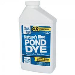 Pond Logic Nature's Blue Pond Dye 32 oz (MPN 530099)