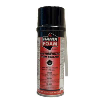 Fomo Handi-Foam Polyurethane Waterfall Foam Sealant 12 oz (12 Pack) (MPN P30053)