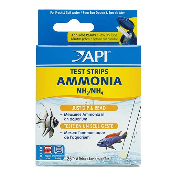 API Pond Ammonia AQ Test Strips (MPN 33D)