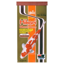 Hikari Wheat Germ Sinking Medium Pellets 11 lbs (MPN 35382)