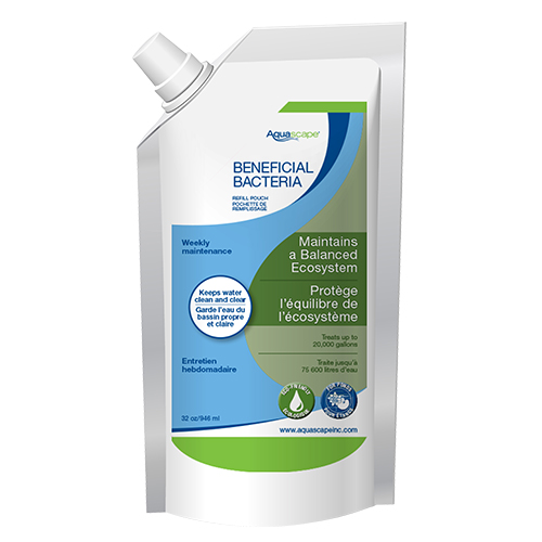 Aquascape Beneficial Bacteria 32 oz. Refill Pouch (MPN 40002)