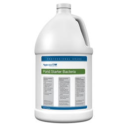 AquascapePRO Pond Starter Bacteria 1 gallon (MPN 40011)