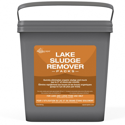 Aquascape Lake Sludge Remover Packs - 384 Packs (MPN 40018)