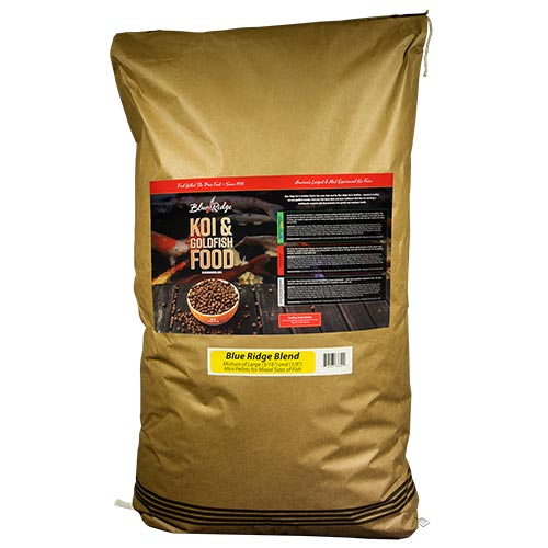 Blue Ridge Floating Blend Fish Food 50 lbs