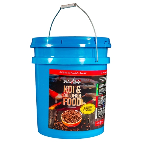 Blue Ridge Floating Blend Fish Food 14 lbs