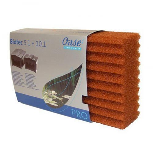 OASE Red Filter Foam (BioSmart series, BioTec 5.1 - 10.1) (MPN 40974)