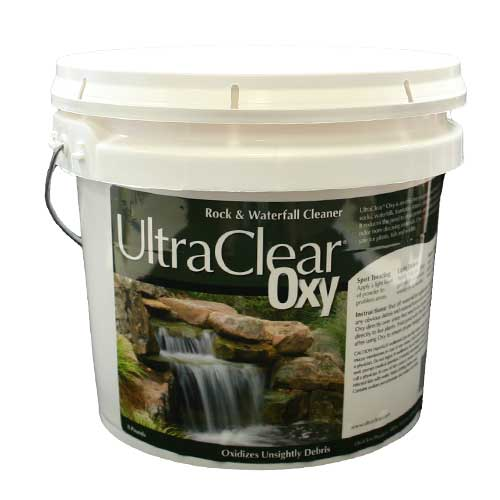 UltraClear Oxy Rock and Waterfall Cleaner 8 lbs (MPN 42320)